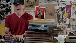 Sketchbook Fury with Graham Smith - Lesson 1- Build Your Dojo