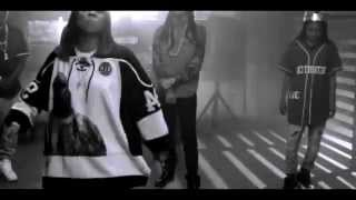 BET hiphop awards 2014 Cypher Lil' Mama, Troy Ave, Detroit Che, Dee 1, and Logic HD