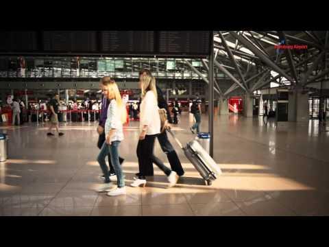 Ihr Hamburg Airport -DE-