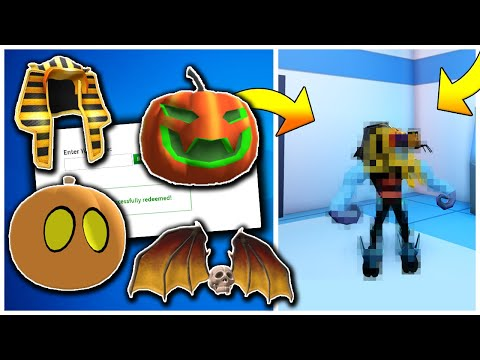 [ROBLOX PROMO CODE] CUSTOMIZE ROBLOX AVATAR USING ROBLOX PROMO CODE! (HALLOWEEN)