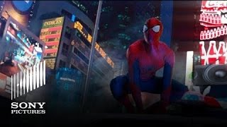 The Amazing Spider-Man 2: Exclusive content shown at Times Square NYE Celebration
