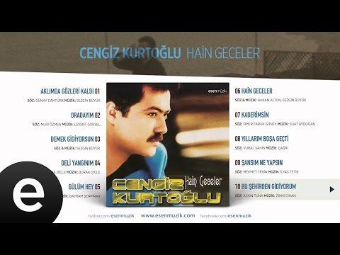 Bu Şehirden Gidiyorum (Cengiz Kurtoğlu) Official Audio #buşehirdengidiyorum #cengizkurtoğlu