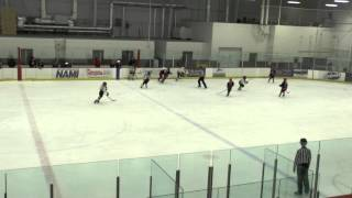 02-09-2014 vs Waunakee lost 2-5 part 2 of 2