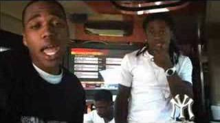 Lil Wayne & Young Money: On Tha Bus Part 1