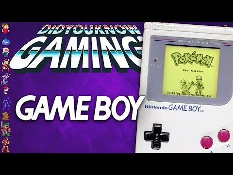 Nintendo Game Boy - Did You Know Gaming? Feat Remix