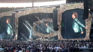 Rolling Stones - Début @ Stade de France 13/06/2014