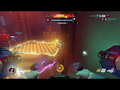 Overwatch Competitive