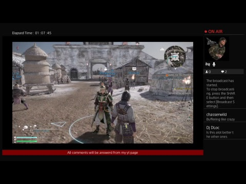Dynasty warriors 9 shu s1 e2 the fall of the fat man