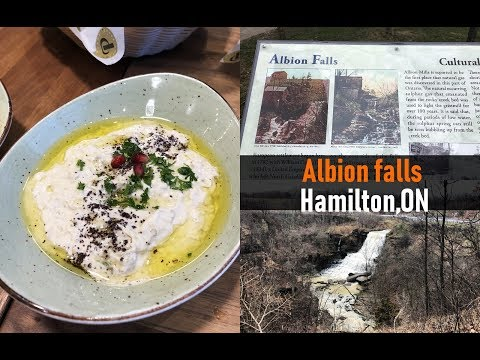 Albion falls Hamilton Ontario / Places to visit in Ontario/ Travel videos