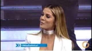 Maite Delgado: Venezuela es un semillero de talento (2/3)
