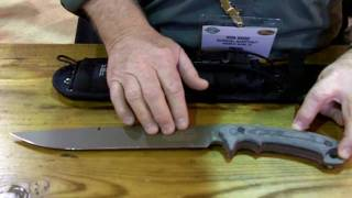 Buck Hoodlum Knife Designed by Ron Hood Overview by Ron Hood
