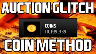 AUCTION GLITCH Coin Method! Madden Mobile 16