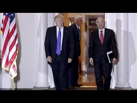Thumbnail: Donald Trump Taps Andy Puzder for Labor Secretary