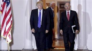 Donald Trump Taps Andy Puzder for Labor Secretary