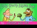 Little Rascals KILLING Frogs | Cartoon Box 103 | Funny Cartoons