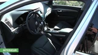 L auto test du lecteur la Hyundai i40 SW