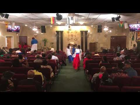 HGIC Worship And Praise Dancers - Tasha Cobb - Great God
