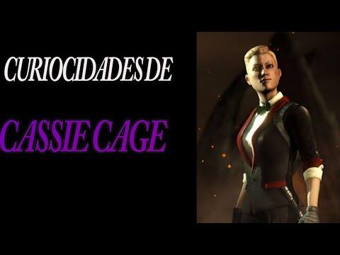 15 Cosas Que Debes Saber De Cassie Cage MK 11| THE ZOK