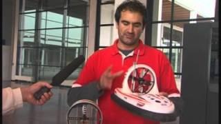 Airmix Video RC Hovercraft Dragstair Cra...