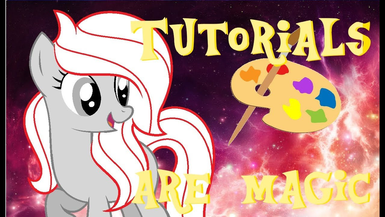 How To Make An Mlp Oc With Paint