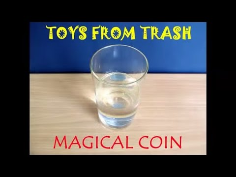 MAGICAL COIN - ENGLISH - Fun with light!