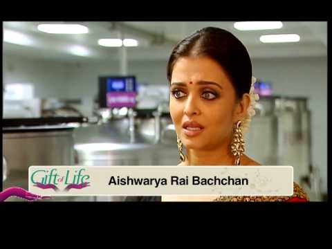 Gift of life (umbilical cord blood banking) on CNN-IBN