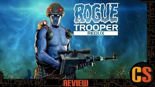 rOGUE TROOPER REDUX - PS4 REVIEW