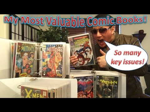 My Most Valuable Comic Books 2