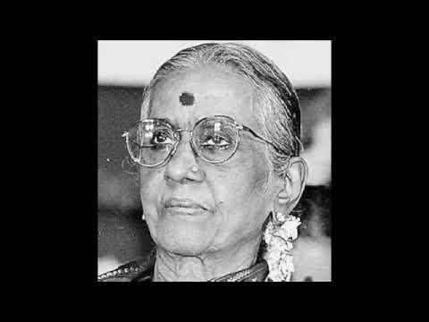 Dr. Mani Krishnaswami - Lalitha Sahasranamam (Part 1 of 2)