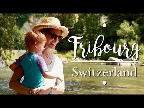 Exploring Fribourg, Switzerland 🇨🇭