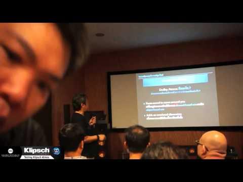 !!! Sound Test: Klipsch Dolby Atmos PART 1/2 !!!