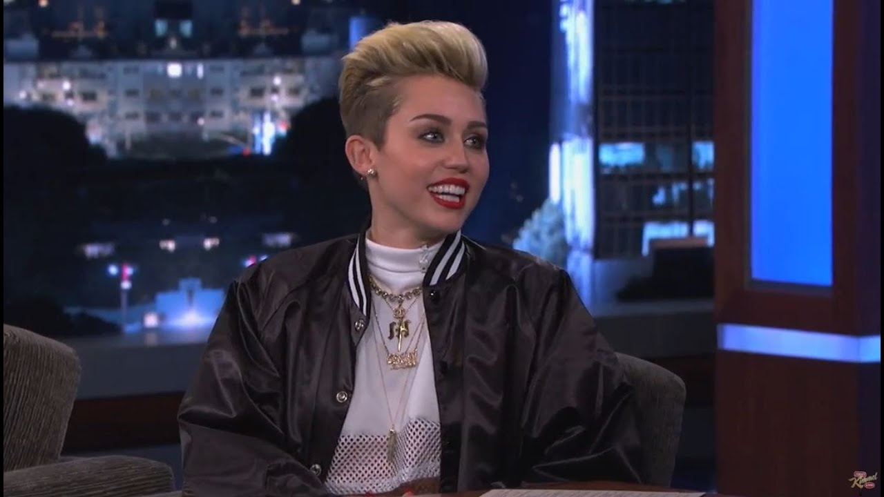 Miley Cyrus Admits To Smoking Weed on Jimmy Kimmel - WATCH! - YouTube Wiz Khalifa Swag Tumblr