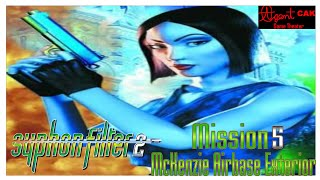 Syphon Filter 2 Mission #5 McKenzie Airbase Exterior