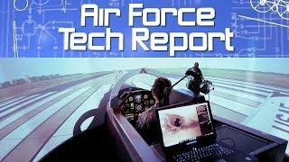 Air Force Tech Report: Pilot Training Next