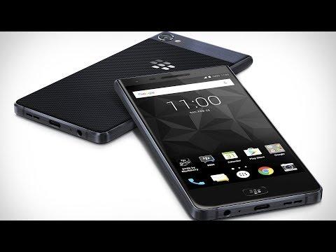 Знакомство с BlackBerry MOTION