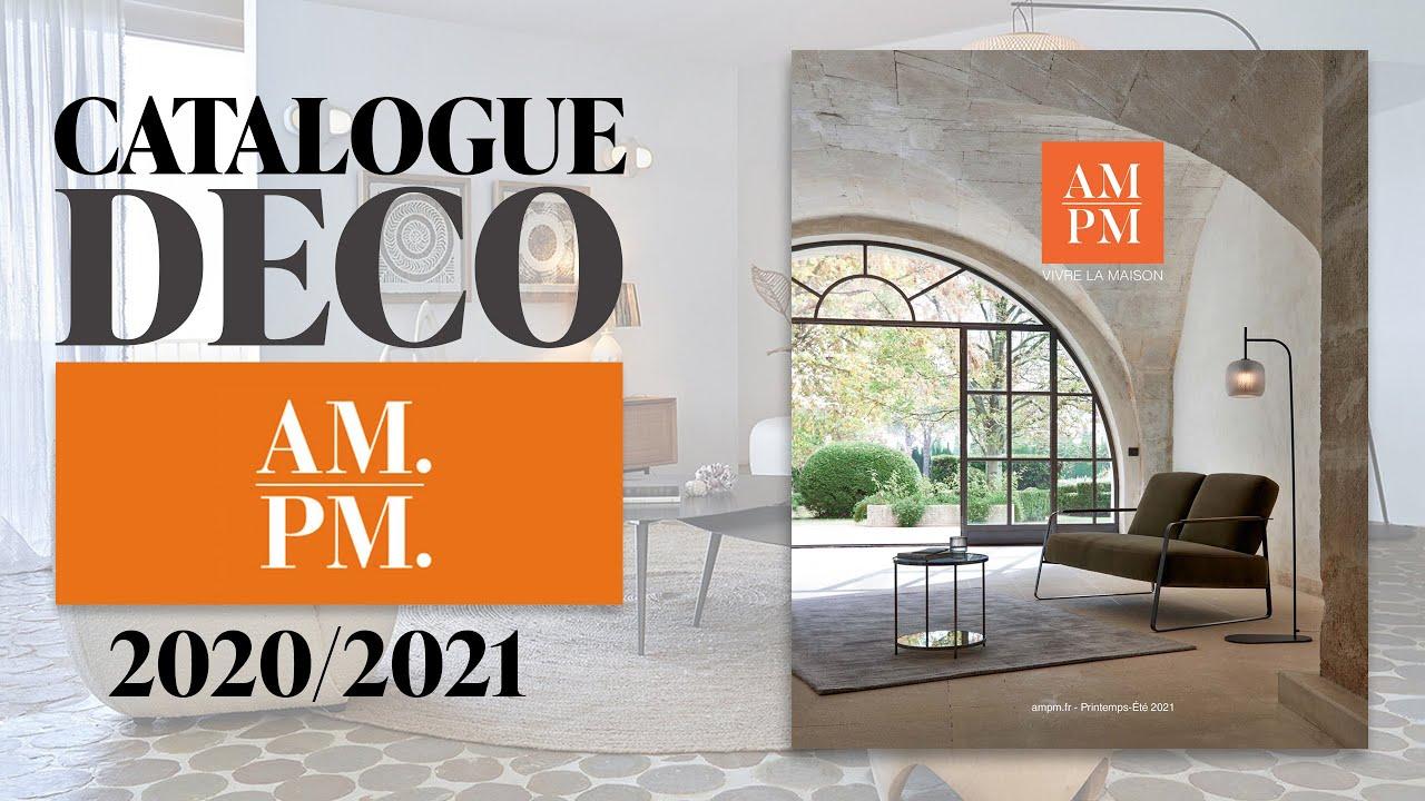 catalogue decoration am pm complet collection printemps ete 2021