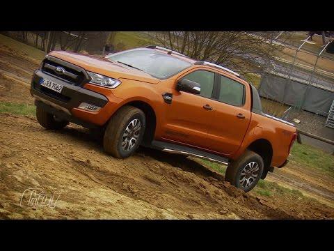 Eine Ladefläche Voll Testosteron | Ford Ranger | Der Test