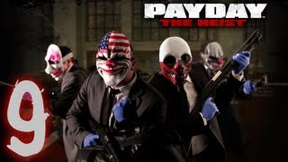 Team Ca$h Money - Payday The Heist - E09 - Guy in my Pocket!