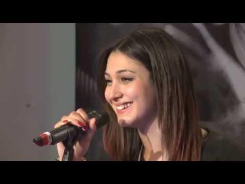 Performance: Farah Abida with Adnene Benammou at TEDxIHECCarthage