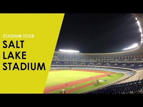 Stadium Tour: A visit to Salt Lake Stadium, the venue for the final of FIFA U17 World Cup
