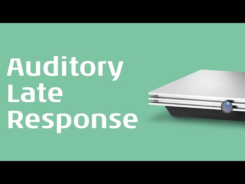 Hearing threshold estimation in adults using the Auditory Late Response