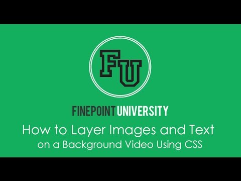 how to put text on a background image css