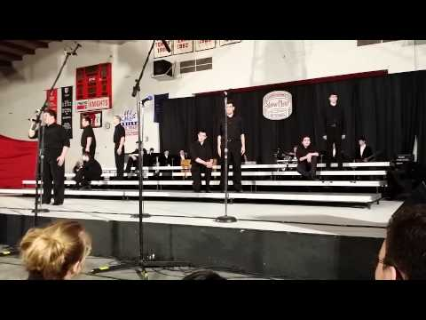 The Bishop Luers High School Reigning Knights Show Choir