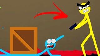 NUNCA CONFIE EM NINGUÉM NESSE JOGO! | Stick Fight: The Game #10
