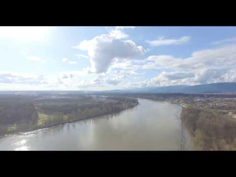Kanaka Creek Regional Park, Maple Ridge, B.C., Canada By RSamson. Dji Phantom Drone