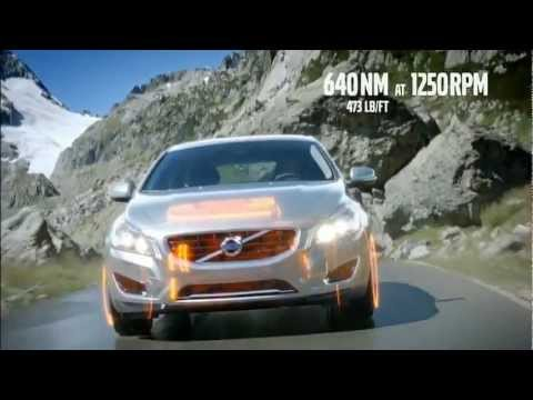 Volvo V60 Diesel Hybrid April 2012 Europe Advert