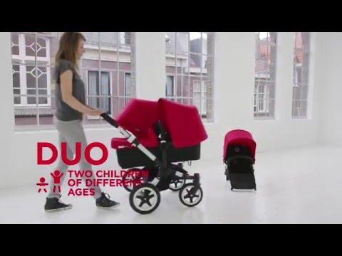 Dannenfelser Kindermöbel GmbH | Kinderwagen BUGABOO DONKEY DUO Einsetzbar Ab Der Geburt