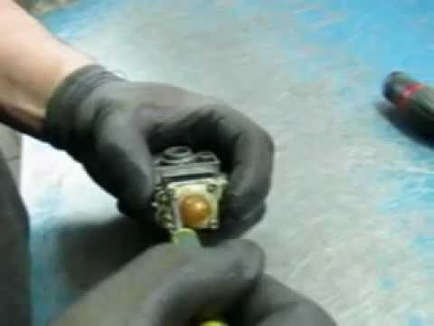 Reparar Carburador Membranas Desbrozadora Recortas thumbnail