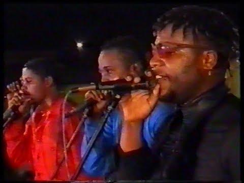 Werrason & Wenge Musica Maison Mère concert à la Zamba Playa 2002