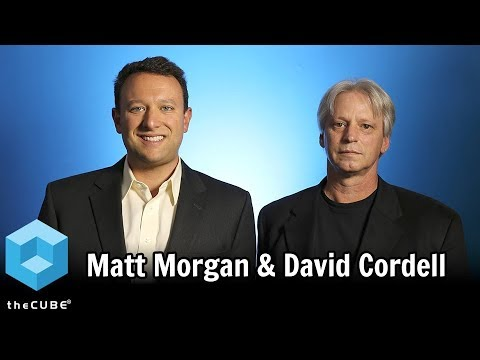 Matt Morgan, Druva & David Cordell, Port of NOLA | Future of Cloud Data Protection & Management